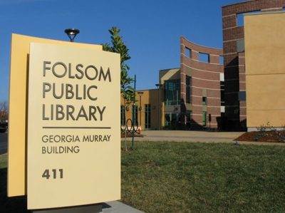 Friends of the Folsom Library Semi Annual Book Sal...