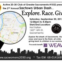 Sactown Urban Dash