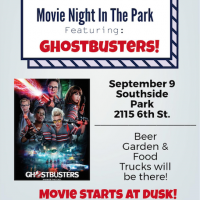 Ghostbusters: Movie in the Park