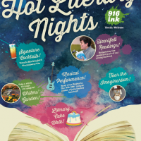 Hot Literary Nights