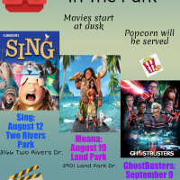 Movie Night at William Land Park Amphitheater: Moa...