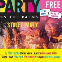 Party on the Palms Teen Dance Party