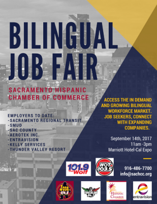 Bilingual Job Fair