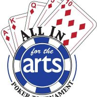 All in for the Arts Charity Poker Tournament