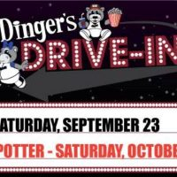 Dinger's Drive-In Flick-or-Treat: Harry Potter and the Sorcerer's Stone