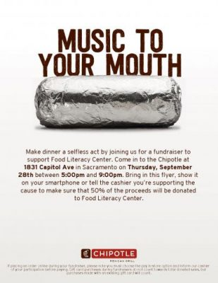 Chipotle for a Cause