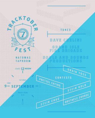 Tracktoberfest 2017