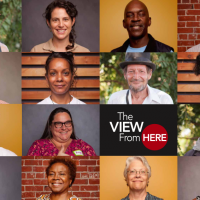 CapRadio's Second Saturday Artist Reception: The View From Here's Place and Privilege