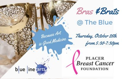 Bras and Brats at the Blue