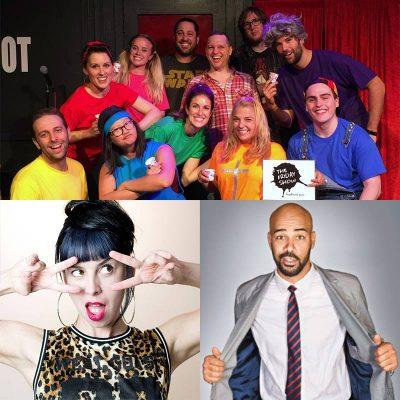 The Friday Show: Sacramento Comedy Fest Edition