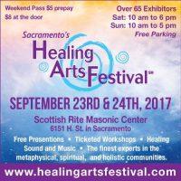 Sacramento's Healing Arts Festival