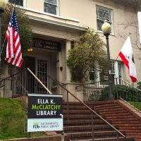 Friends of the Ella K. McClatchy Library