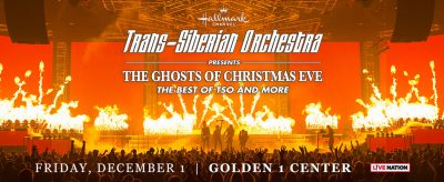 Trans-Siberian Orchestra presents The Ghosts of Ch...