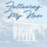 Following My Nose: A Memoir of an Undirected Life by Joe Genshlea