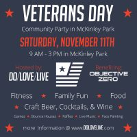 Veterans Day Community Party