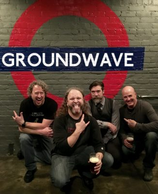 Groundwave: Fox and Goose Public House