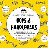 Hops and Handlebars Fundraiser