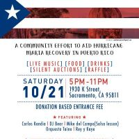 #SAC4PR: Fundraising Block Party for Puerto Rico H...