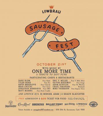 SausageFest 2017