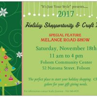 Holiday Shopportunity and Craft Fair