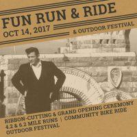Johnny Cash Trail Fun Run and Ride