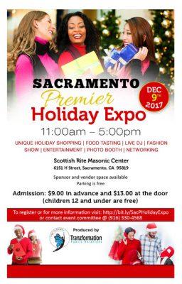 Sacramento Premier Holiday Expo