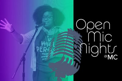 Open Mic Nights at MC