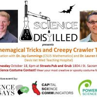 Sacramento Science Distilled