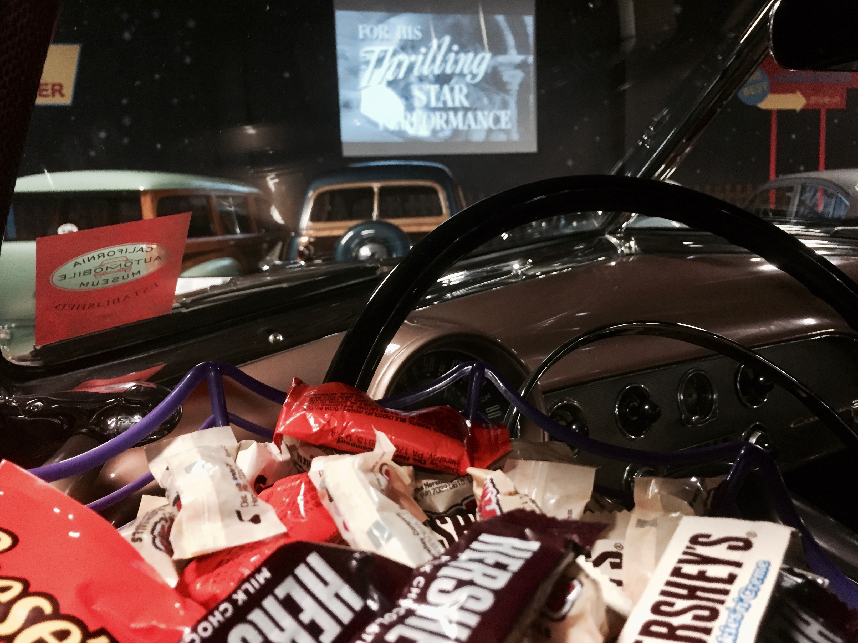 California Automobile Museum S Trunk Or Treat Presented By