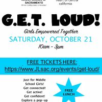 G.E.T. Loud: Girls Empowered Together Leadership Retreat