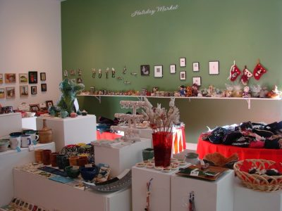 Pence Gallery Holiday Market