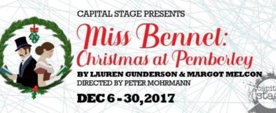 Miss Bennet: Christmas at Pemberley