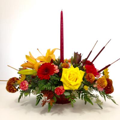 Fall DIY Bouquet Class