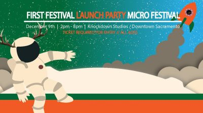 First Festival Launch Party Micro Festival