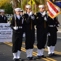 Wayne Spence Folsom Veterans Day Parade