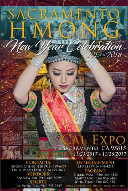 Sacramento Hmong New Year Celebration presented by ...