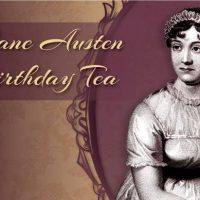Jane Austen Birthday Tea