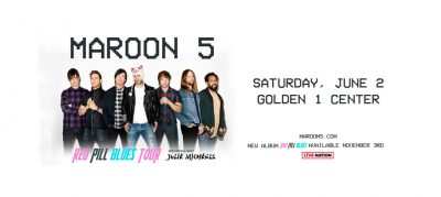 Maroon 5: Red Pill Blues Tour