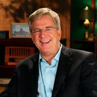 Rick Steves Travel Lecture