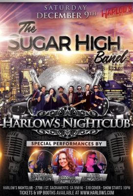The Sugar High Band