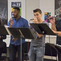 Sacramento State's Vocal Jazz Ensembles Concert
