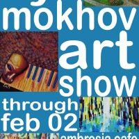 Ilya Kohov Art Exhibiton: Ambrosia Cafe