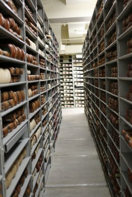 California State Archives Behind-the-Scenes Tour (...