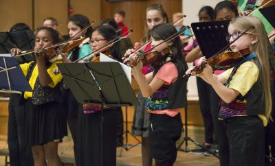 Sacramento State's String Project Winter Concert...