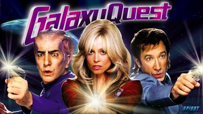 Galaxy Quest Movie Night