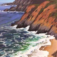 Seascape Success: Acrylic Painting Workshop