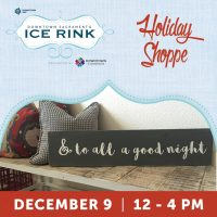 Holiday Shoppe at Downtown Sacramento Ice Rink