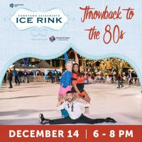 Throwback to the 80s Day (Downtown Sacramento Ice ...