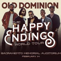 Old Dominion: The Happy Endings World Tour