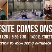 Offsite comes Onsite at the Yoga Seed Collective